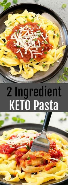 Best Weight Loss Tips 2 Ingredient Keto Pasta! A low carb keto substitute for pasta that is easy to make.Best Weight Loss Tips 2 Ingredient Keto Pasta! A low carb keto substitute for pasta that is easy to make. Ketogenic Recipes, Low Carb Recipes, Diet Recipes, Atkins Recipes, Recipes Dinner, Easy Keto Recipes, Smoothie Recipes, Best Keto Meals, Breakfast Recipes