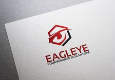 Eagle Eye Logo by Al Fitra on Creative Market