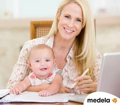 Talking to your employer about breastfeeding at work can be daunting. What to know + tips for starting the conversation. #Medela #breastfeeding #breastpumping