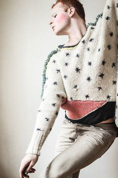 Starring 4 by westknits, via Flickr