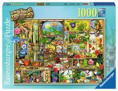 Grandioses Gartenregal - Bild 1 - Klicken zum Vergößern