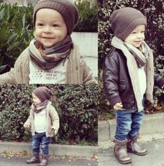 He so cute
