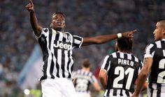 Juve vs Lazio - Supercoppa TIM - Pogba