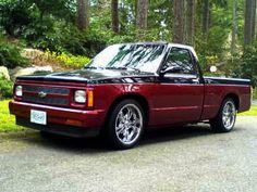 91 Chevy S-10