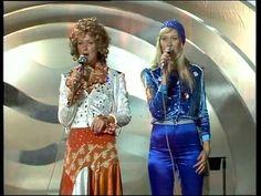 ABBA Waterloo Melodifestivalen 1974 (Swedish Heats of Eurovision) - http://www.justsong.eu/abba-waterloo-melodifestivalen-1974-swedish-heats-of-eurovision/