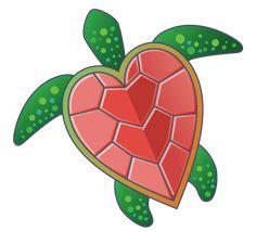 Valentine Turtles   Acorns to Oaks: Art at Shady Oak