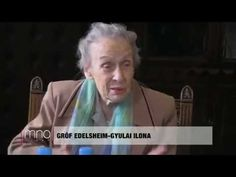 Hende Csabánál járt Horthy István özvegye - YouTube Einstein, Politics, Youtube, Youtubers, Youtube Movies