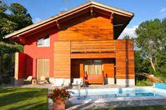 Una preciosa casa de madera ultra eficiente