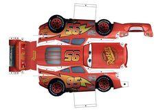 Paper Toys Car