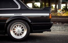 How Often Do You Come Across A Hartge-Tuned BMW E30? - Petrolicious