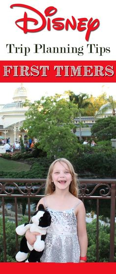 Tips and Tricks for planning your first family vacation to Walt Disney World, Orlando, Florida.  Hints and Hacks to make the best of your holiday - there is so much to take in the first time you visit Disney!  From packing tips to saving money tips.  A gr