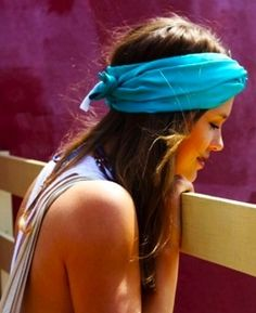 i want to wear headbands more