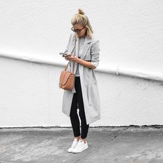 Today was grey, but I like grey #ootd More
