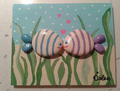 #tasboyama #tastasarim #stoneart #paint #tasboyamasiparis #hobi #elyapimi #dekorasyon #sevimlihayvanlar #balik #deniz #cocukodasidekorasyon #color #ask #akrilikboya #sanat #fish #lepoisson #hediyelik #hediye #kisiyeozel #siparis #siparisalinir