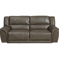 Tips That Help You Get The Best Leather Sofa Deal. Leather sofas and leather couch sets are available in a diversity of colors and styles. A leather couch is the ideal way to improve a space's design and th Living Spaces Furniture, Furniture For You, Bed Furniture, Leather Reclining Sectional, Sectional Sofa With Recliner, Sofa Bed, Sofa Design, Sofas, Colorful Couch