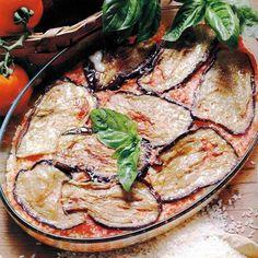 Parmigiana di melanzane