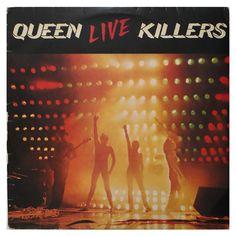 #Queen - #Live #Killers - #vinil #vinilrecords #music #rock