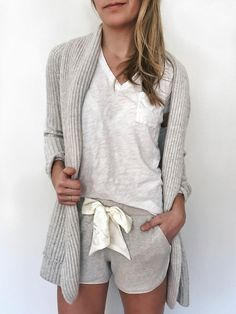 Cozy lounge wear