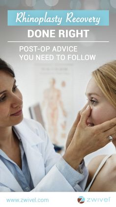 Although many patients experience a significant level of discomfort after rhinoplasty surgery, most agree that the benefits greatly outweigh the negative aspects of recovery. Follow these recommendations to increase your chances of having a smooth rhinoplasty recovery and results that meet your expectations.