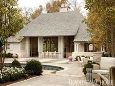 House Tour: Stone House Pursley and Dixon ARchitects