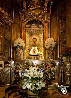 Virgen del pilar Zaragoza Hoy día de la Virgen del Pilar. 12 de octubre
