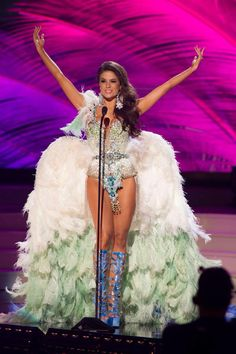 National Costumes at the Miss Universe 2015