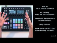 ▶ Maschine Studio: Jeremy Ellis: Produce Perform Prevail - 26. Running Through the Routine - YouTube