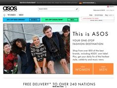 No matter what your sense of fashion might be like, ASOS is the perfect store for you. ASOS offers clothing for women and men from hot brands such as American Apparel, Firetrap, Lydia Bright, Pepe Jeans, and Selected. You can save on all of those brands and more when you use coupons and cashback on your order. Before long, you will be proud to go out in your new wardrobe from ASOS!  About ASOS  ASOS is a United Kingdom-based clothing retailer that was launched in 2000. Today, the site is…
