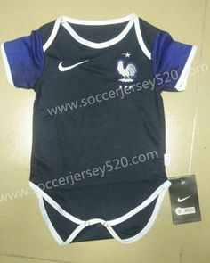 ef6fc8c31 2018 World Cup France Home Blue Baby Soccer Uniform
