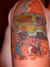 Two in one!!!  Scooby finds Waldo!!