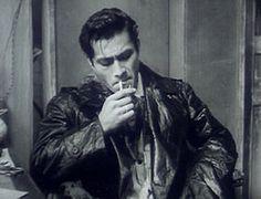50 International Film Noir Classics That Everyone Should See Japanese Film, Japanese Artists, Toshiro Mifune, Saint Yves, Sumo, Cinema Film, Pinterest Photos, Feature Film, Original Image
