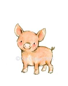 oink - for Adeline