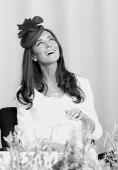 Duchess of Cambridge - Kate Middleton. My inspiration