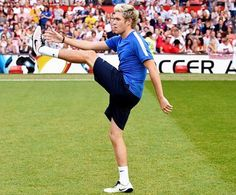 Niall at Soccer Aid 2016