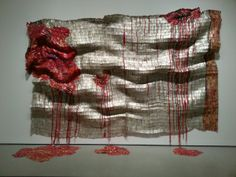 El Anatsui, Bleeding