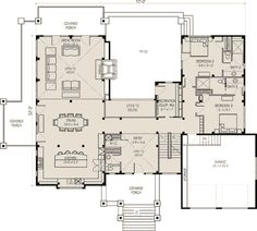 Timber Frame House Plans First Floor Woodhouse The Timber Frame Company