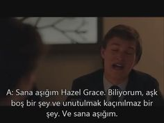 Hazel Grace, Forrest Gump, Schindlers Liste, Film Movie, Movies, Special Words, Ansel Elgort, The Fault In Our Stars, John Green