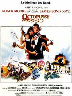 La maison de Gaspard: Octopussy (1983) - John Glen