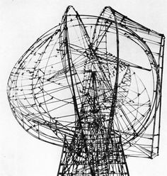 CONSTANT NIEUWENHUYS, SPATIAL CONSTRUCTION, 1958