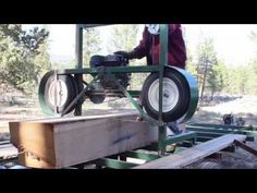 How to build a Homemade Portable Sawmill from Start to Finish | Practical Survivalist | Page 2