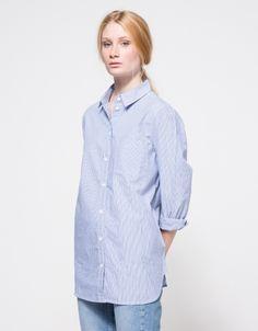 Favourite Cotton Striped Shirt