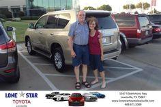 Lone Star Toyota of Lewisville Customer Review  Excellent.  Ron, https://deliverymaxx.com/DealerReviews.aspx?DealerCode=E208&ReviewId=49584  #Review #DeliveryMAXX #LoneStarToyotaofLewisville