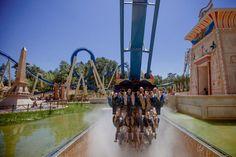 Les meilleurs parcs d'attraction de France et d'Europe.