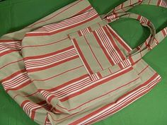 instructions on making this bag, but they are in dutch!
