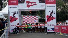 Lee Avaya presenta los resultados sobre la Carrera Filantrópica Avaya 2015