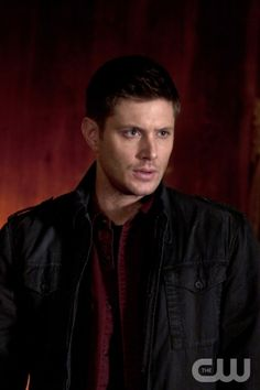 """Party On, Garth"" - Jensen Ackles as Dean in SUPERNATURAL on The CW.  Photo: Jeff Weddell/The CW©2012 The CW Network, LLC. All Rights Reserved."