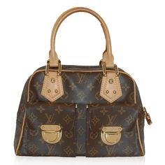 Louis Vuitton Monogram Manhattan PM Bag http://www.consignofthetimes.com/product_details.asp?galleryid=8035
