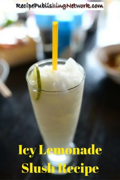 Have you been searching for the best drink recipe that will quench your thirst with a pop of sourness on those hot summer days? Try my amazing lemonade slush recipe today!