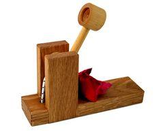 wooden catapult - huge hit!!