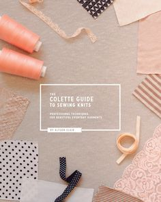 The Colette guide to sewing knits:review